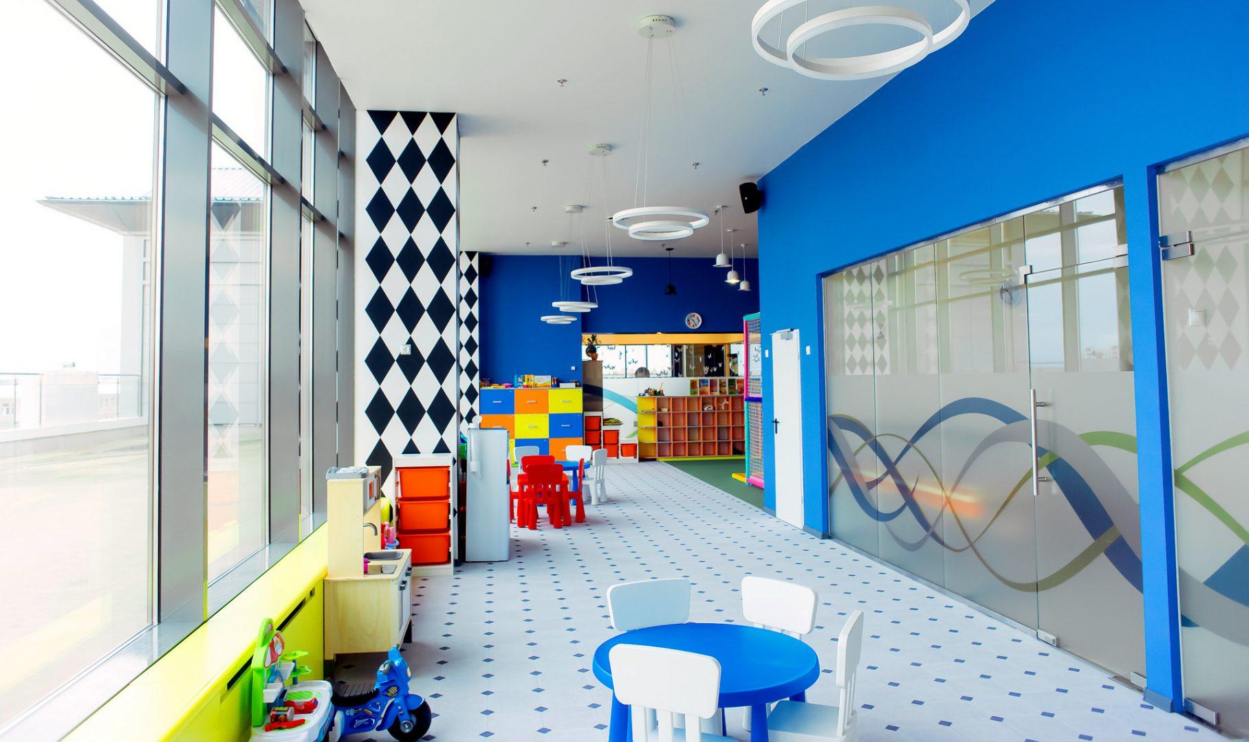 детский клуб оренбург