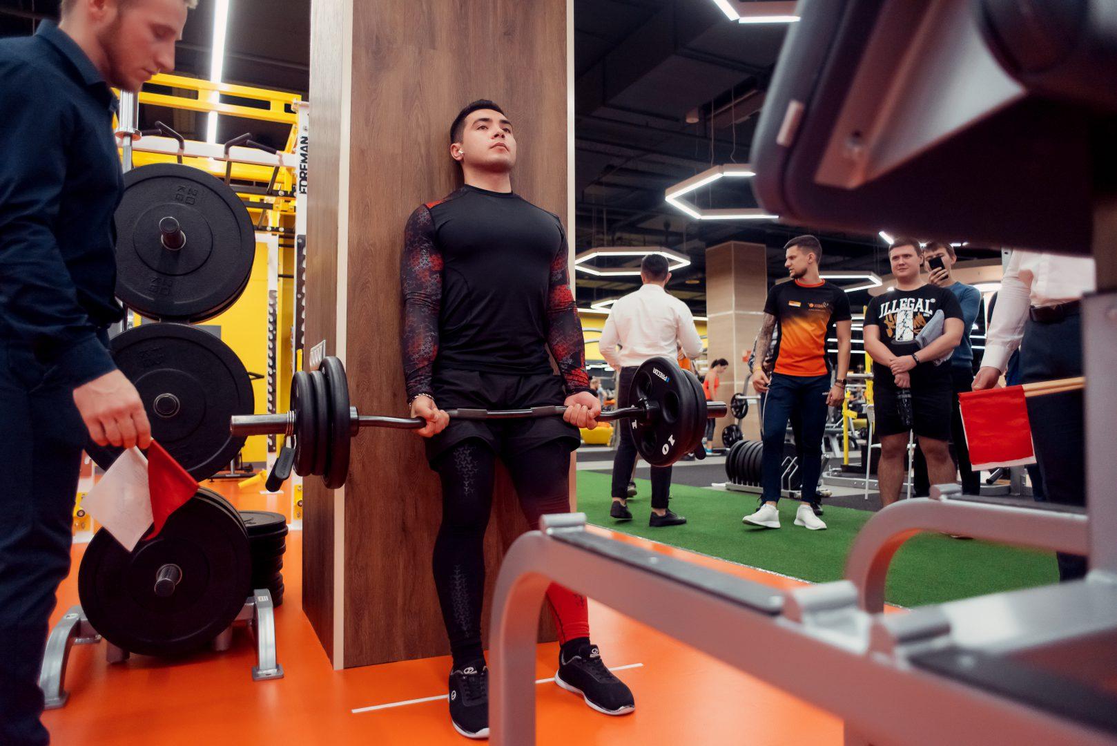 фитнес оренбург